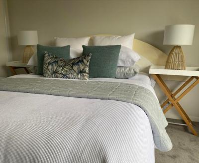Styled Bedroom Siganture Homes